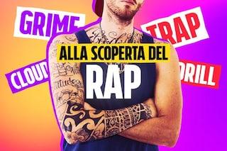 Cloud, Drill, Grime, Trap: una guida ai sottogeneri della musica rap