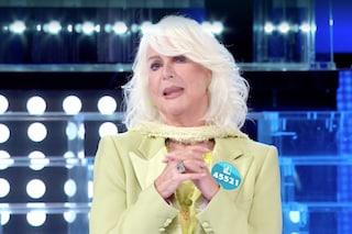 Loretta Goggi annuncia in diretta la morte di Stefano D'Orazio per Covid