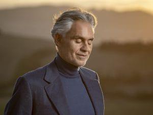 Andrea Bocelli (ph Giovanni De Sandre)