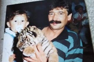 """Lutto per Pierdavide Carone, è morto suo padre: """"Stanotte il mondo ha perso un uomo buono"""""""
