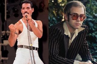 Elton John svela l'ultimo regalo che gli fece Freddie Mercury prima di morire