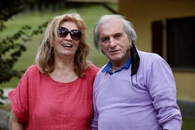 Iva Zanicchi piange il fratello: avevano contratto insieme il Covid-19