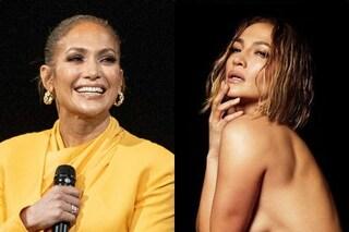 """Jennifer Lopez si mostra nuda sulla copertina del suo nuovo singolo """"In the morning"""""""