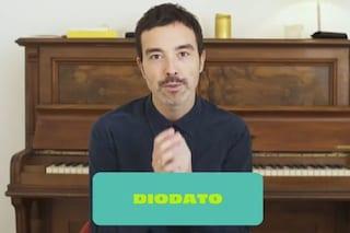 Diodato vincitore del Best Italian Act agli MTV EMA 2020