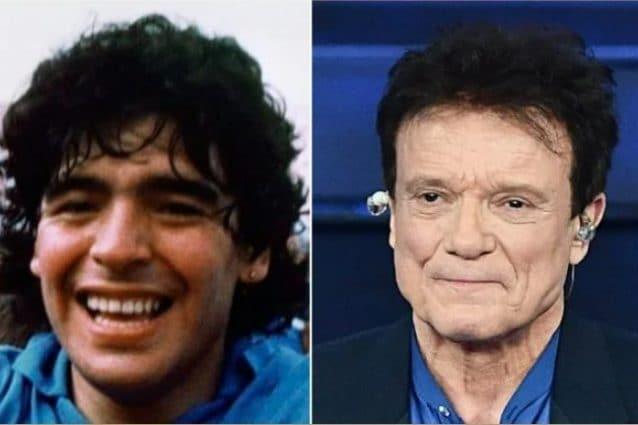 """Massimo Ranieri abbandona la conferenza stampa del suo disco: """"Distrutto dal dolore per Maradona"""""""