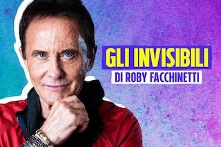 """Gli Invisibili di Roby Facchinetti: """"Con Stefano D'Orazio abbiamo raccontato il dolore dei nonni"""""""