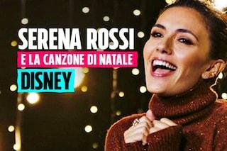 """Serena Rossi: """"In Come una bussola canto il Natale anche per chi ha perso i nonni"""""""