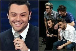 """Tiziano Ferro: """"Ho scritto una canzone in italiano per gli One Direction, era Story of My Life"""""""