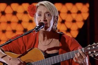 Giovanna Marinuzzi esclusa da The Voice Senior: come fu censurata la frase che le dedicò De Gregori