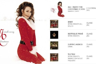 "Perché ""All I want for Christmas is you"" di Mariah Carey è prima in classifica dopo 26 anni"
