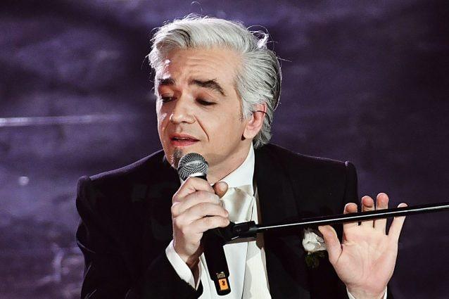 Morgan a Sanremo 2020 (Matteo Rasero/LaPresse)