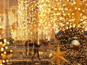 Luci di Natale (Sean Gallup/Getty Images)