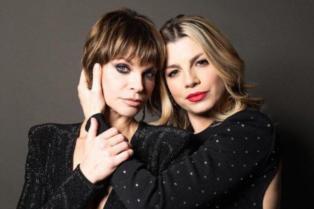 Emma e Alessandra Amoroso (ph Chiara Mirelli)