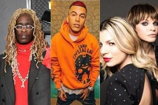 Sfera Ebbasta, polemica contro tutti: dal razzismo di Young Thug al pop di Emma e Amoroso