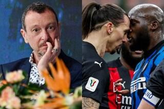 Polemica Ibrahimovic a Sanremo 2021: le frasi del calciatore sotto attacco