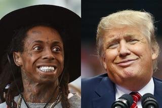 Perché Donald Trump ha graziato i rapper Lil Wayne e Kodak Black