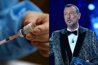 Franco Locatelli chiede a Sanremo 2021 aiuto per la campagna vaccinale
