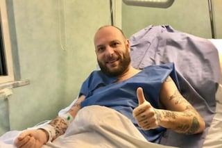 """Clementino in ospedale: """"Ho subito un piccolo intervento, tutt appost"""""""