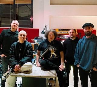 Chi sono Alberto Radius e i Mamakass, che cantano Lucio Battisti con i Coma_Cose a Sanremo 2021