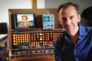 Chi è Peter Pichler, il musicista che suona il Trautonium a Sanremo 2021 con Extraliscio e Toffolo