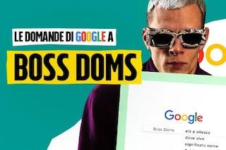 """Boss Doms, da Achille Lauro a Valentina Pegorer passando per Sanremo: """"La cosa più cosa scioccante"""""""