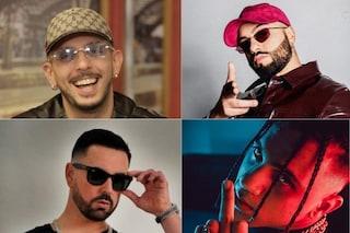 Chi sono i rapper che cantano con Gigi D'Alessio a Sanremo: Enzo Dong, Ivan Granatino, Lele Blade e Samuray Jay