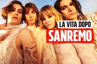 """Maneskin, da Sanremo all'Eurovision: """"Rispondiamo con la musica a chi ci dice che siamo scarsi"""""""