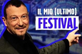 """Amadeus a Fanpage.it: """"No al terzo Festival di fila, vorrei un Sanremo estivo come il Festivalbar"""""""