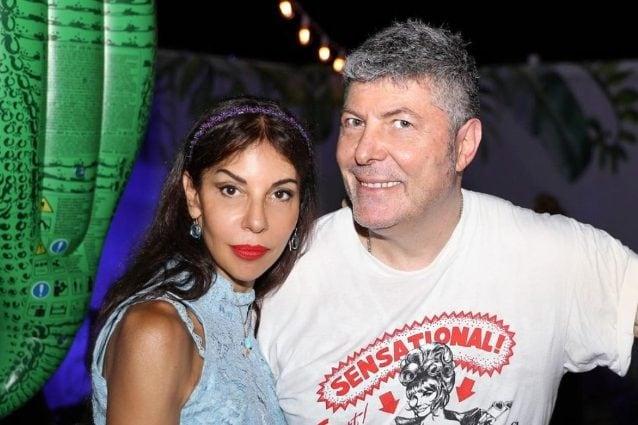 """Claudio Coccoluto, la lettera della moglie Paola: """"Grazie per il bene che ci avete dato"""""""