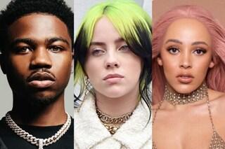 La generazione Z si prende il palco dei Grammy, dopo il rifiuto di The Weeknd e Halsey