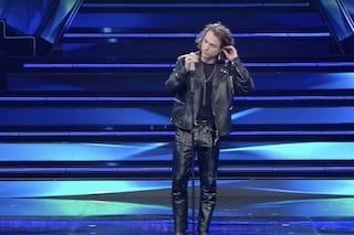 Il primo messaggio di Irama dopo la performance registrata, è terzo a Sanremo 2021