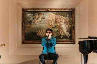 """Emanuele Aloia e la sua """"Sindrome di Stendhal"""": """"Voglio farmi conoscere attraverso l'arte"""""""