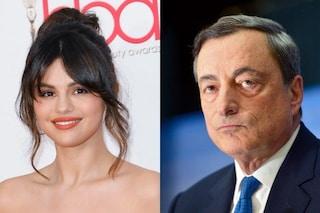 Selena Gomez chiede a Draghi di donare vaccini ai più poveri, gli italiani la prendono in giro