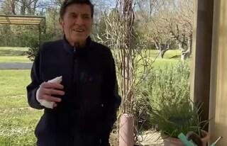"""Gianni Morandi: """"La mano destra è gravemente danneggiata, spero di farcela"""""""