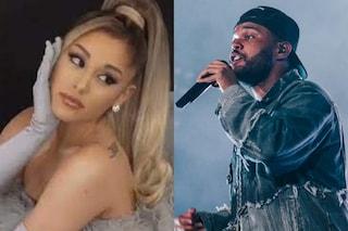Sarà difficile trattenere le lacrime per il remix di The Weeknd e Ariana Grande in Save your tears