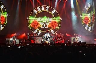 """I Guns N' Roses in concerto a Milano nel 2022: """"La luce è alla fine del tunnel"""""""