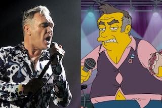 Morrissey si è arrabbiato per la puntata dei Simpson dedicata a lui e agli Smiths