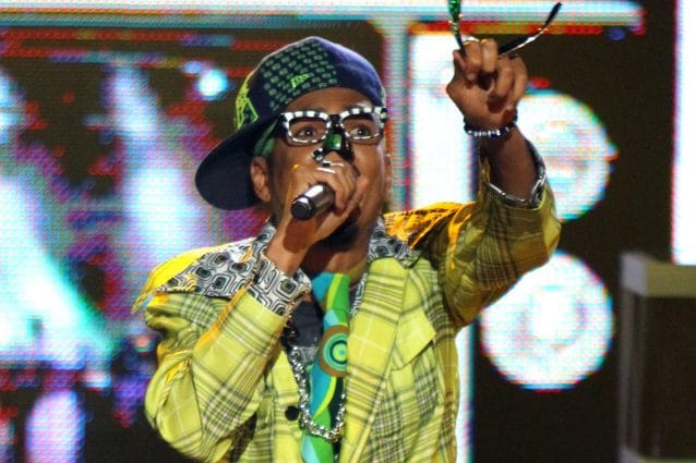 Shock G (foto Taylor Hill/Getty Images)