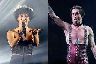 """Eurovision, Barbara Pravi sui Maneskin: """"Vittoria meritata, sono stati veramente fantastici"""""""