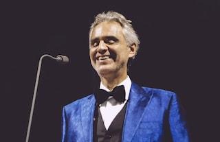"""Perché Andrea Bocelli canta Nessun Dorma prima di Turchia-Italia: """"Un augurio per il mondo"""""""