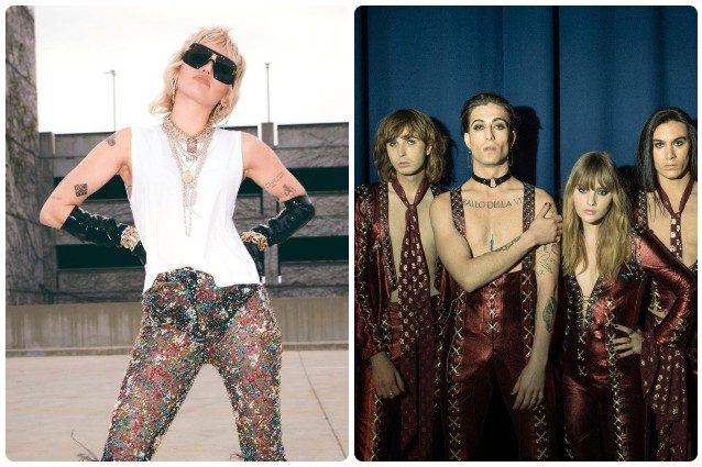Anche Miley Cyrus è fan dei Maneskin, cosa ha fatto la star americana