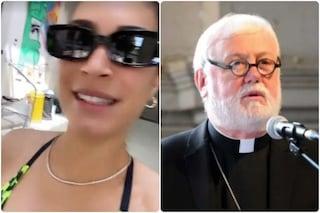 """Anche Elodie contro il Vaticano per il Ddl Zan: """"Per fortuna non mi hanno battezzata"""""""