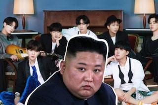 """""""K-Pop un cancro vizioso, rovina i giovani nordcoreani"""" Kim Jong-un minaccia i fan dei BTS"""