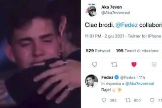 I fan di Aka7even spingono il cantante di Amici a una collaborazione con Fedez