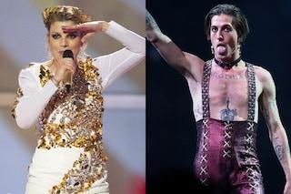 """Damiano dopo le polemiche di Emma su Eurovision: """"Il giudizio contro il femminile è più feroce"""""""