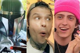Anche Kid Cudi criticato per le unghie colorate, dopo Justin Bieber, Fedez e Sangiovanni