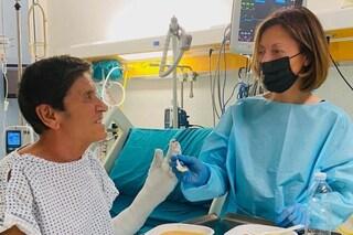 """Anna Dan sull'incidente di Gianni Morandi: """"L'ho visto così fragile, grazie a Jovanotti è rinato"""""""