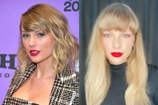 Taylor Swift ha pubblicato il suo primo TikTok, anticipando l'outfit della copertina di Red