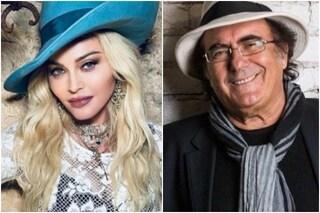 Incontro tra Madonna e Al Bano: il duetto, lui le ha dedicato Felicità