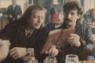 """Vasco Rossi ricorda Maurizio Lolli, a lui era dedicata """"Gli angeli"""": """"Mi manchi molto"""""""